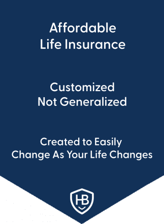 Hall Benefits Independent life insurance, affordable life insurance, customized life insurance, not generalized life insurance, life insurance that changes as your family changes