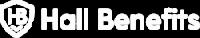 Hall Benefits white horizontal logo, Hall Benefits independent life insurance, independent life insurance agent, las vegas life insurance, life insurance St. George utah, life insurance cedar city utah, life insurance nevada, life insurance utah